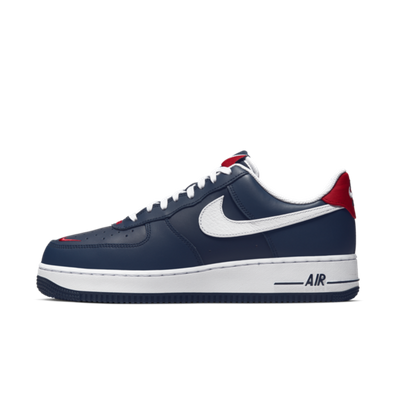 Nike Air Force 1 Low Swoosh Pack 'Navy' productafbeelding