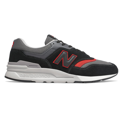 New Balance CM997HXW (Black / Grey) productafbeelding