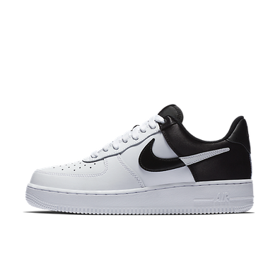 Nike Air Force 1 '07 LV8 1 (White / Black - White) productafbeelding