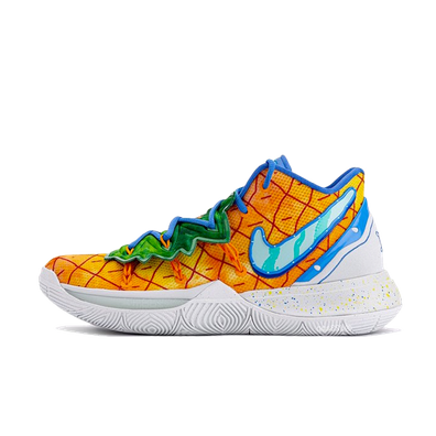 Spongebob X Nike Kyrie 5 'Pineapple House' productafbeelding