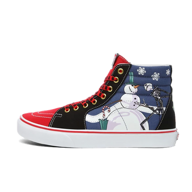 The Nightmare Before Christmas X Vans Sk8-Hi productafbeelding