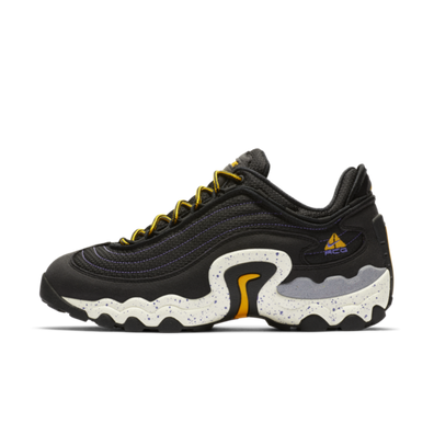 Nike Air Skarn 'Black & Yellow' productafbeelding