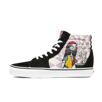 The Nightmare Before Christmas X Vans Sk8 Hi productafbeelding