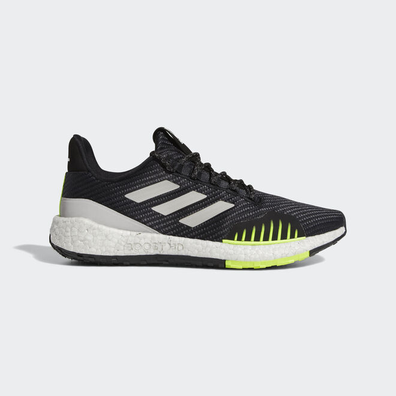 adidas PulseBOOST HD WNTR Core Black/ Grey Two/ Semi Yellow productafbeelding
