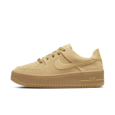 Nike WMNS Air Force 1 Sage Low 'Beige' productafbeelding