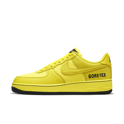 Gore-Tex X Nike Air Force 1 Low 'Dynamic Yellow' productafbeelding