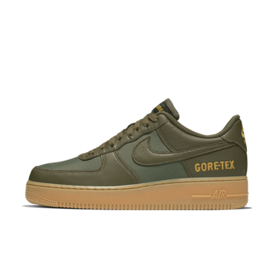 Gore-Tex X Nike Air Force 1 Low 'Medium Olive' productafbeelding