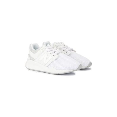 New Balance mesh panel low top productafbeelding