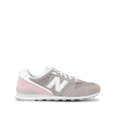 New Balance panelled low top productafbeelding