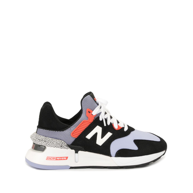 New Balance colour blocked low top productafbeelding