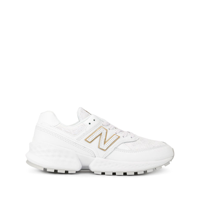 New Balance two tone low top productafbeelding
