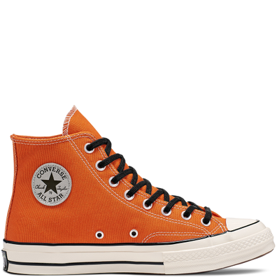 Unisex Vintage Canvas Chuck 70 High Top productafbeelding