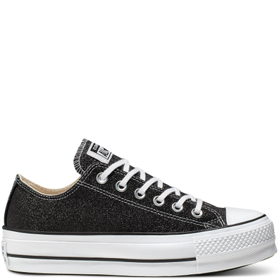 Women's Converse Chuck Taylor All Star Lift Glitter Low Top productafbeelding