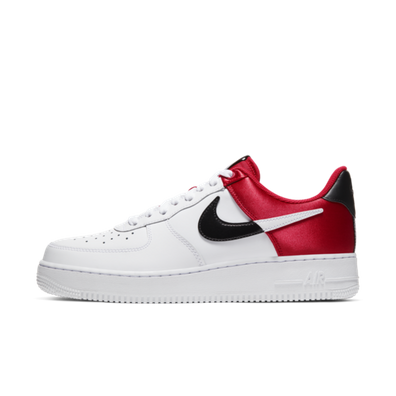 Nike Air Force 1 '07 LV8 NBA 'White/University Red' productafbeelding