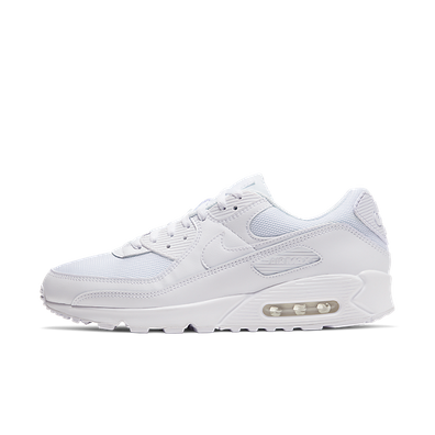 Nike Air Max 90 Re-Craft 'Triple White' productafbeelding