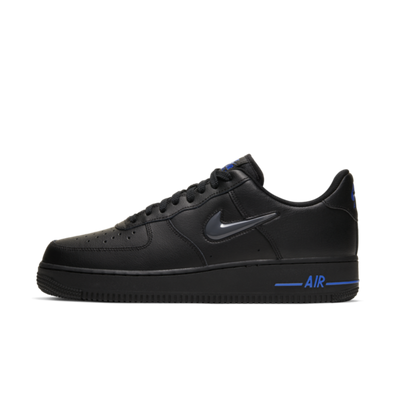 Nike Air Force 1 Essential Jewel 'Black' productafbeelding
