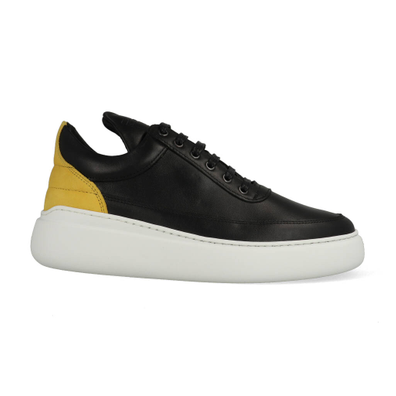 Filling pieces Low Top Angelica Mix Black / Yellow productafbeelding