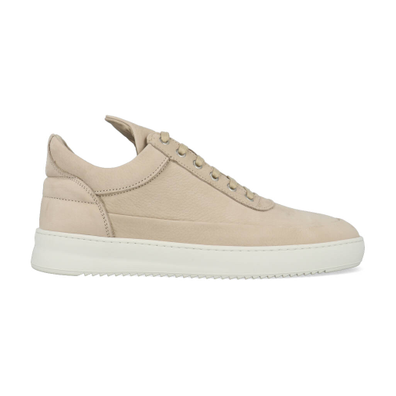 Filling Pieces Low Top Ripple Cairos Beige productafbeelding