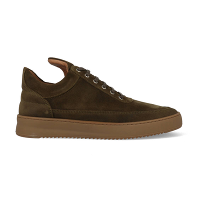 Filling Pieces Low Top Ripple Gum Dark Brown productafbeelding