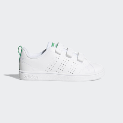 Adidas Advantage AW4880 Wit Groen productafbeelding