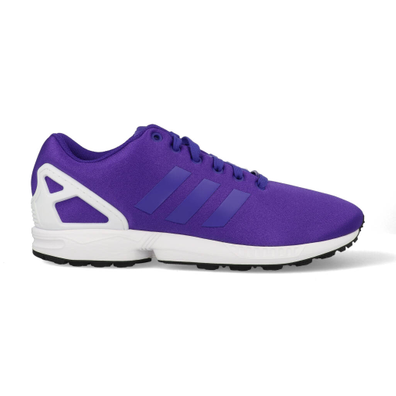 Adidas ZX Flux B34508 Paars Wit productafbeelding