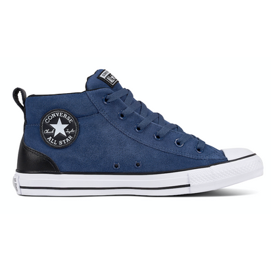 Converse All Stars Suede 161468C Blauw productafbeelding