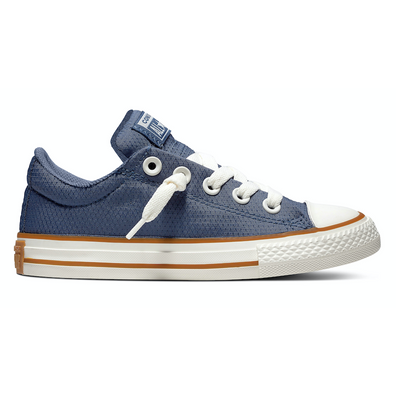 Converse All Stars Chuck Taylor Street 663593C Blauw productafbeelding