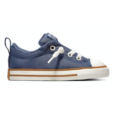 Converse All Stars Chuck Taylor Street 763525C Blauw productafbeelding
