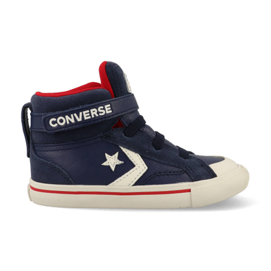 Converse All Stars Pro Blaze Strap Hoog 766574C Blauw / Rood / Wit productafbeelding
