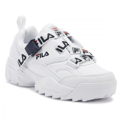 Fila Fast Charge Womens White Trainers productafbeelding