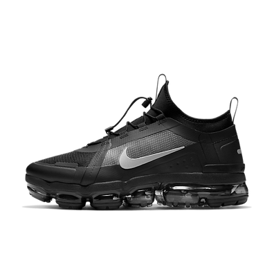 Nike Air Vapormax 2019 Utility (Black / Reflect Silver - Black - White productafbeelding