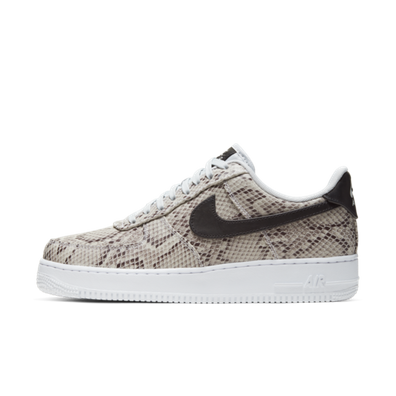 Nike Air Force 1 'Snakeskin' productafbeelding