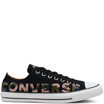 Unisex Converse Chuck Taylor All Star Canvas Wordmark Low Top productafbeelding