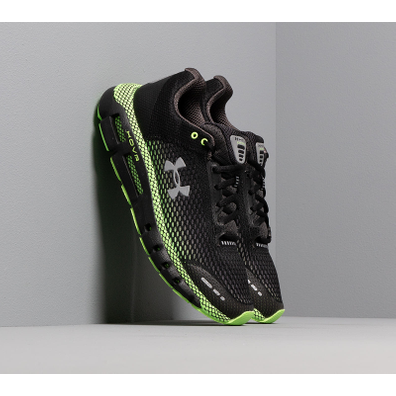 Under Armour HOVR Infinite Black/ Lime Light/ Reflective productafbeelding