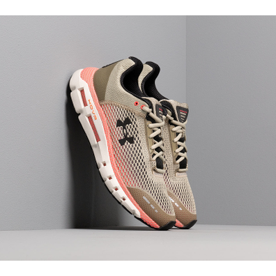 Under Armour HOVR Infinite Range Khaki/ Beta Red/ Black productafbeelding