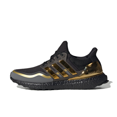 adidas Ultraboost 'Black/Gold' productafbeelding