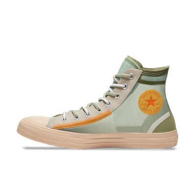 Converse Translucent Mesh Utility Chuck Taylor All Star 'Green' productafbeelding