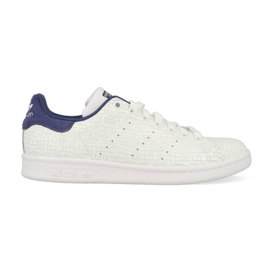 Adidas Stan Smith CQ2819 Wit Blauw productafbeelding