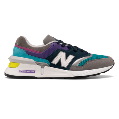 New Balance M997SMG *Made in USA* (Grey / Blue) productafbeelding