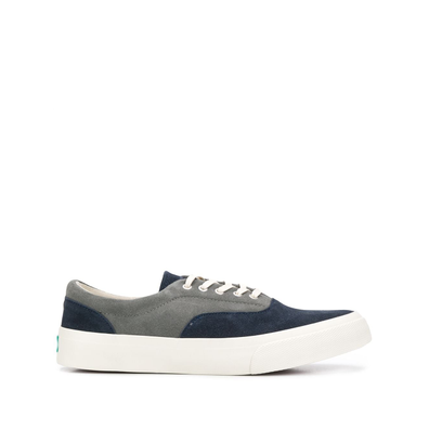 YMC panelled low-top productafbeelding