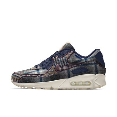 Nike Air Max 90 Pendleton By You Custom productafbeelding