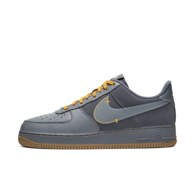 Nike Air Force 1 Premium 'Cool Grey' productafbeelding