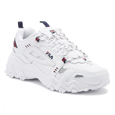 Fila Oakmont Trail Womens White / Navy / Red Trainers productafbeelding