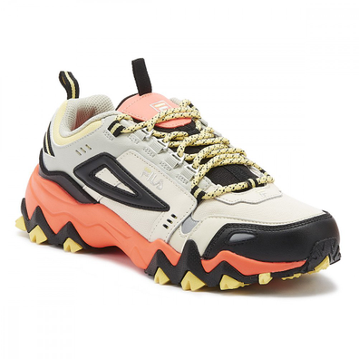 Fila Oakmont Trail Womens Gardenia / Black Trainers productafbeelding