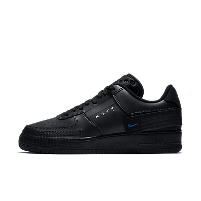 Nike Air Force 1 Type 'N354' - Triple Black productafbeelding