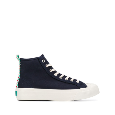 YMC high top lace up productafbeelding
