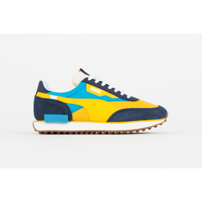 Puma Future Rider *OG Pack* (Peacoat / Spectra Yellow) productafbeelding