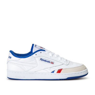 Reebok x Bronze 56k Club C Revenge (White / True Grey 1 / Cobalt) productafbeelding