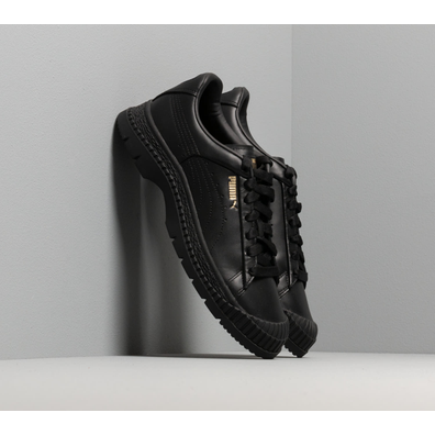 Puma Utility Leather Wn s Puma Black productafbeelding