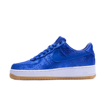 Clot X Nike Air Force 1 Low 'Royal Blue' productafbeelding